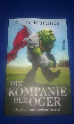 Cover von Die Kompanie der Oger