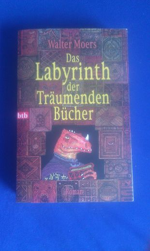 Cover von Das Labyrinth der Träumenden Bücher