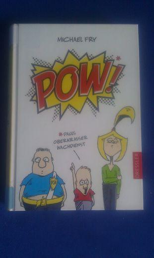 Cover von POW