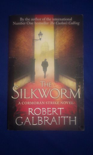 Cover von The Silkworm