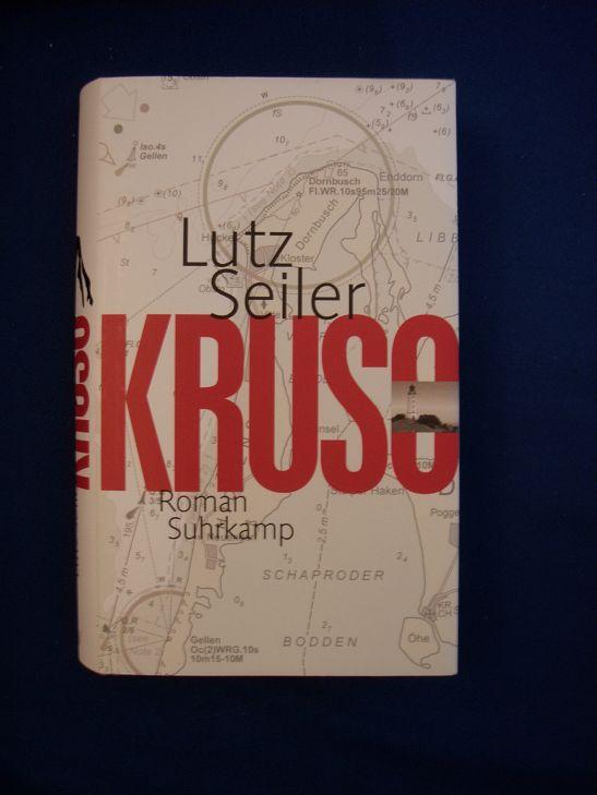 Cover von Kruso