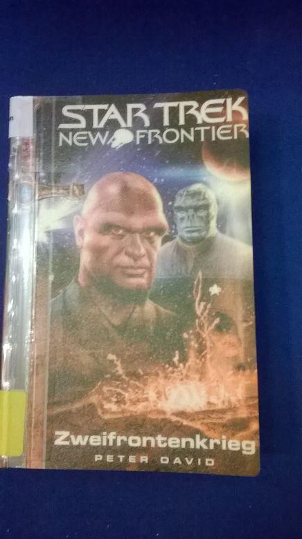 Cover von Zweifrontenkrieg