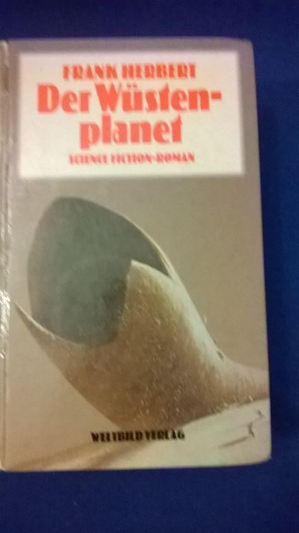 Cover von Der Wüstenplanet