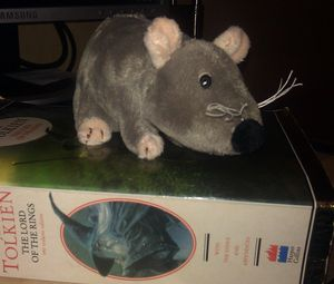 Die Romanfresser-Ratte