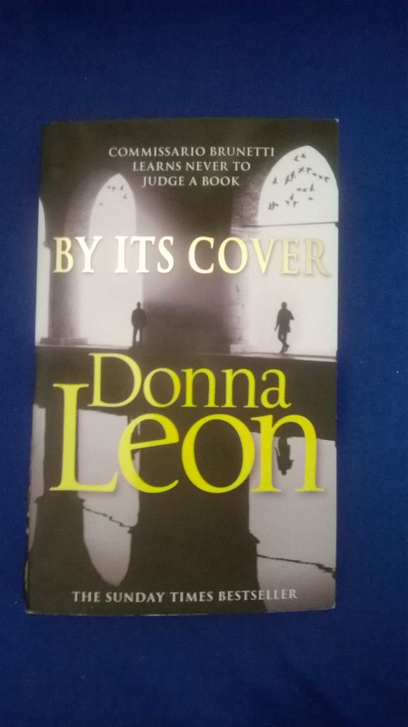 By Its Cover Donna Leon